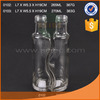 Wholesale high quality oil bottle with special shapes
