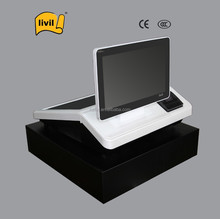 low price pos system dual screen/bill payment machine