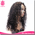afro bohemian curl american wig, kinky curly lace front wigs