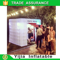 Wedding party use inflatable cheap Photo booth