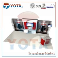 3x6m Custom Standard Exhibition Booth