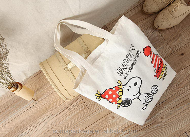 Modern design hot sell wheat flour cotton bag