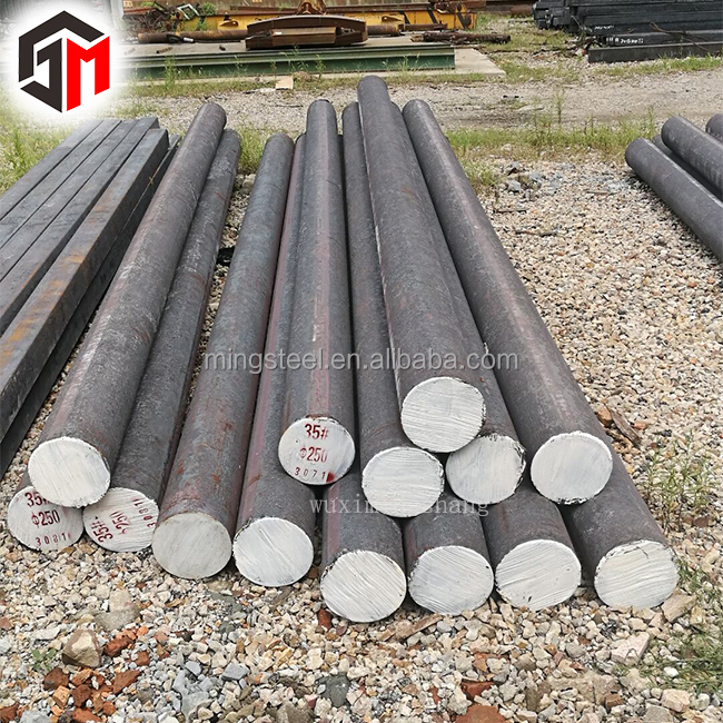 China Factory building material 4140 round bar steel low price