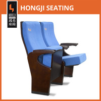High quality manufacturer theater hall seat chair for wholesale HJ808 for conference