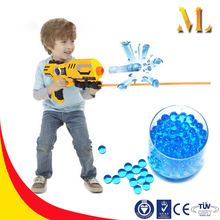 Hot sale Soft Crystal Water Paintball Gun Bullet Air Water Gun Toys for children/kids