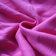 china supplier textile customized organic knitted bamboo cotton fabric