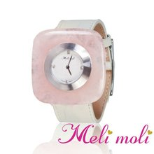 Watch Ladies Fashion Swiss Movement Gemstone Face