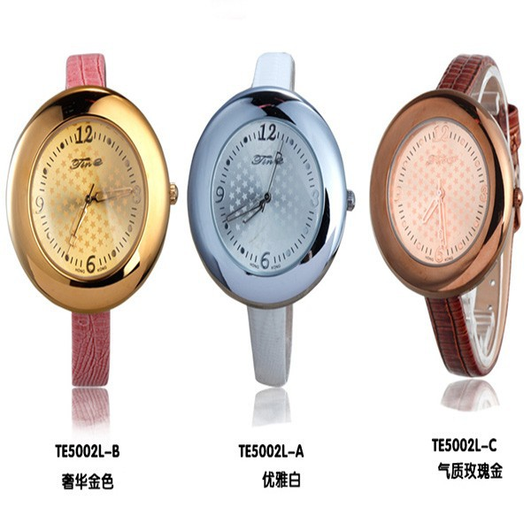 2015 hot sale japan movt quartz watch stainless steel back vogue watches