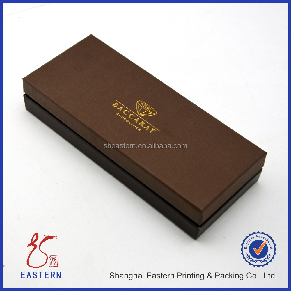 Custom Chocolate Candy Gift Packaging Box