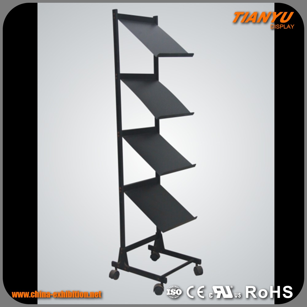 Cost-Effective General Customize Magazine Display Racks