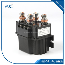 Horizontally Mounting 48V Electric Contactor, Dc Contactor,Winch Relay