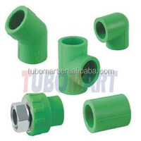 PPR plastic rotating pipe fitting