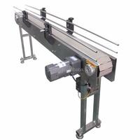 conveyor chain/conveyor belt system