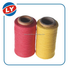 18s color cotton blended yarn professional factory