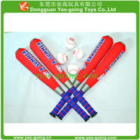 China Play Equipment Toy Foam Baseball Bat Wholesale