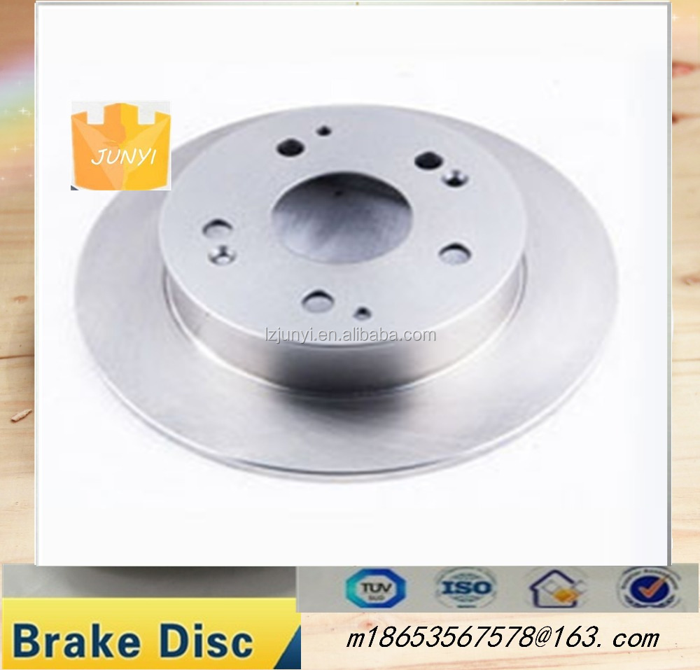Disc brake rotor for Toyota hilux brake disc front casting iron discs