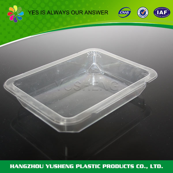 Non-slip biodegradable material wedding fruit tray