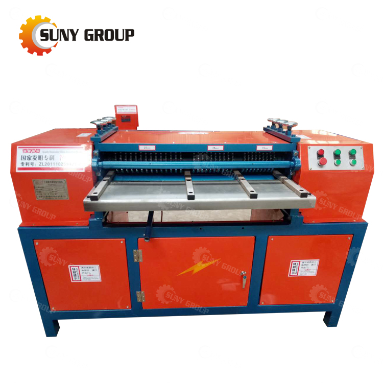 Reasonable Price New Designed Scrap Radiator Separator Price