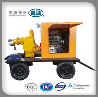 KYBC Diesel Agricultural Pump Set apply for sewage drainage in cities