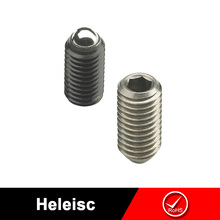 China manufacturer high quality ball plunger slotted set screw