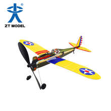 Wholessale popular toy and helicopter aircraft model rubber airplane