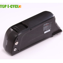 2017 Electric Bike Battery Price Samsung/Panasonic Cell lithium battery