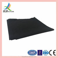 High Quality Widely Uesblack color Nonwoven Disposable100% viscose Salon Hair Towel