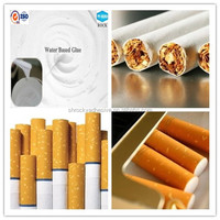 Food grade cigarette filter tipping white liquid glue