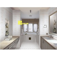 cheap price crystal standard sizes ceramic bathroom external wall tiles