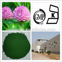 Red Clover Extract Powder 40% Total Isoflavones from GMP Manufacturer