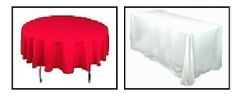 Soft Touch Table Cloths