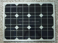30w solar panel, solar modules to make solar power system , solar generator