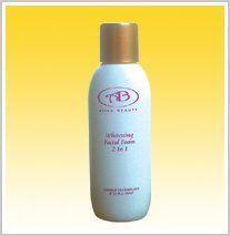 Whitening Facial Foam 2 In 1