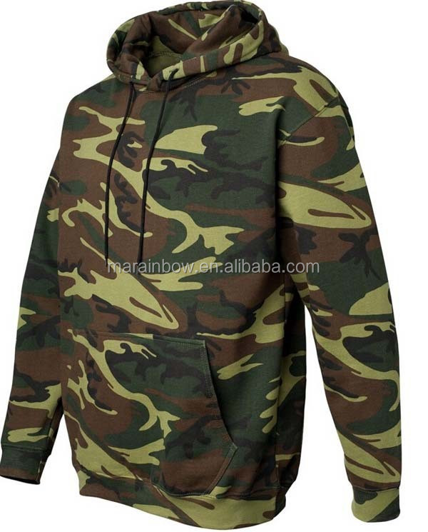 fashion full sublimation printed camo pullover hoodie woodland winter men jacket custom wholesale polar fleece hoodie jacket