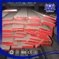 High quality 316l flat stainless steel bar price