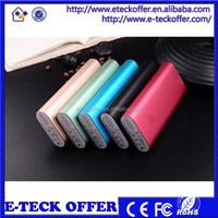 Portable charger mobile power bank for all smart phones