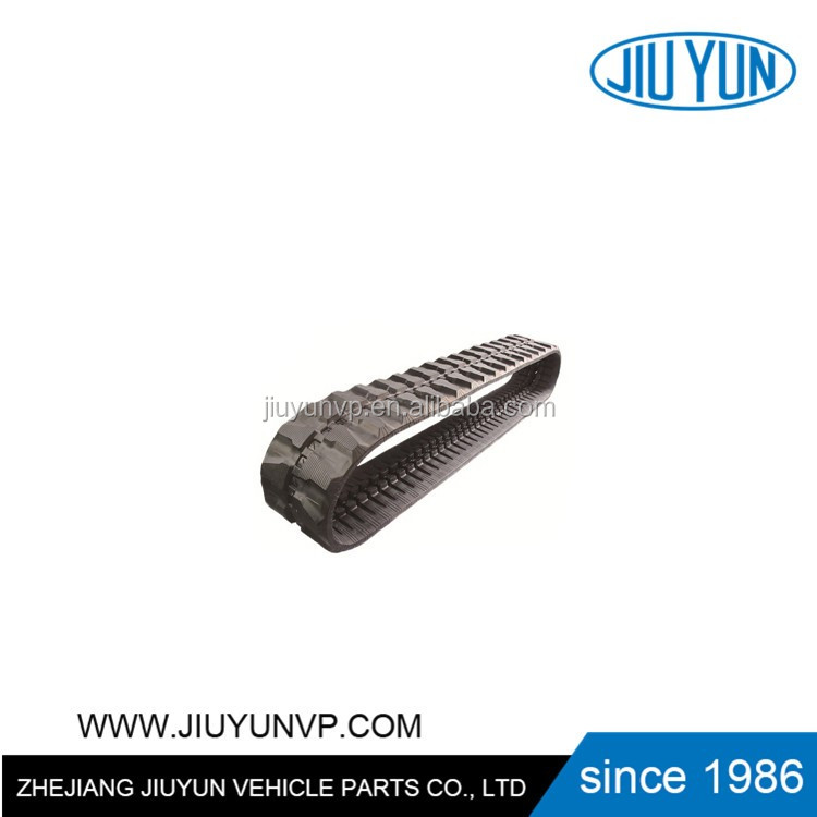 Agricultural Machinery Parts 280X60 Rubber Track