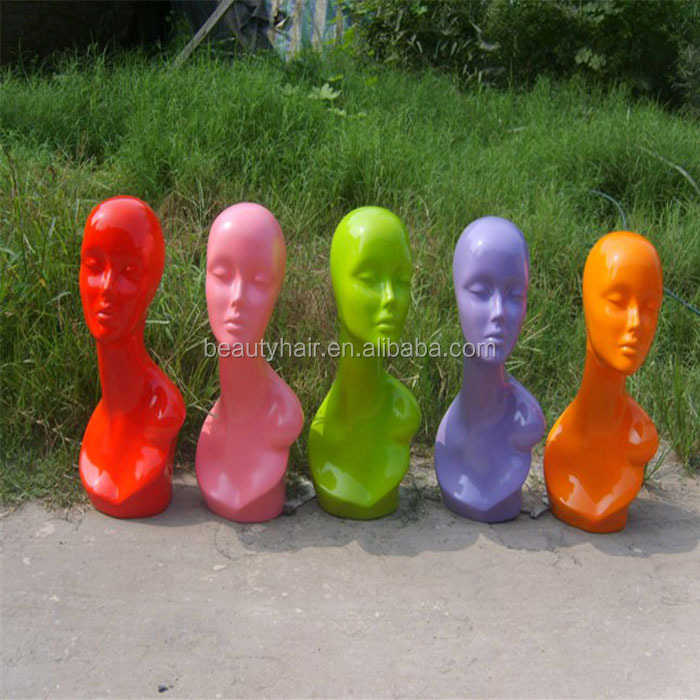 New Products Hot Sale For Wig Display High Quality Hair Model Head