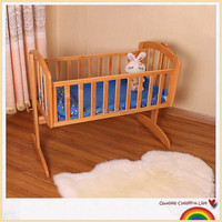 Baby hanging cradle /wooden baby cradle/baby automatic cradle swing