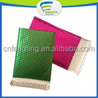 Recycable Envelope Bag Aluminum Foil Bag Colorful Gift Bag