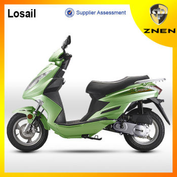 ZNEN Motorcycle fashionable sport scooter could be equipped with motorcycle jackets