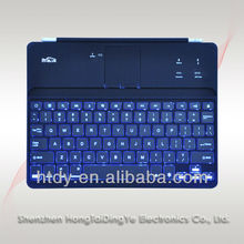 mechanical wireless bluetooth keyboard for ipad2/3/4