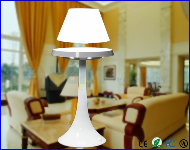 Room Usage and Energy Saving LED table Light floating desk lamp