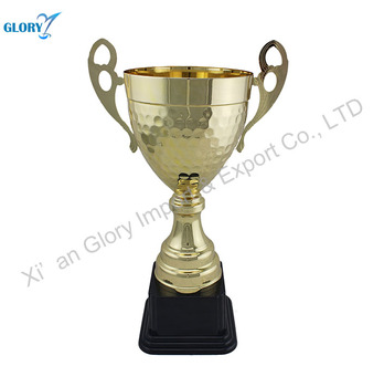 High-End Metal Trophy Cup Trophies For Award