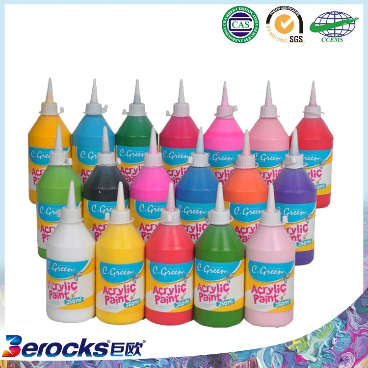 High Quality Non-Toxic China Supplies acrylic latex paint