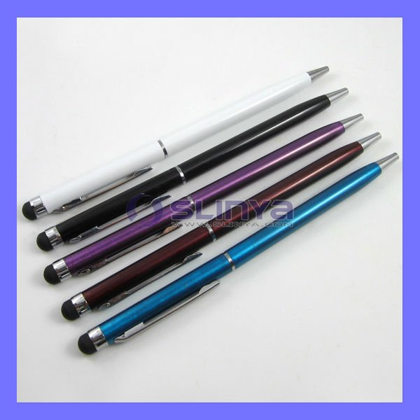 Rubber Tip PEN Stylus for iPad touch Screen