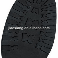 E025 Tooth Shape Natural Rubber Soles