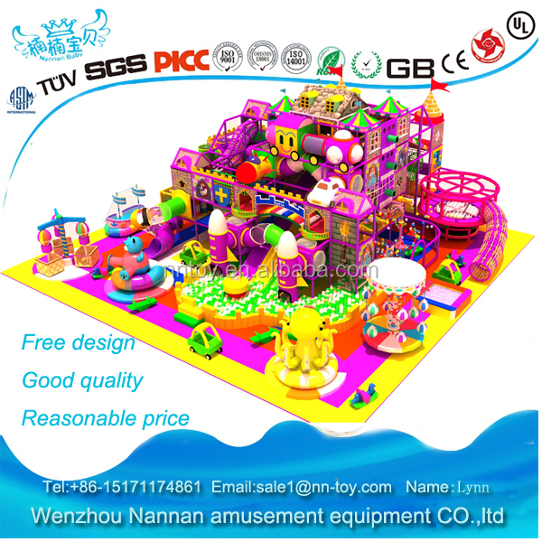 Wounderful children play area equipment
