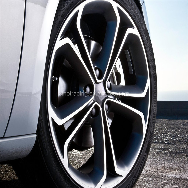 professional supplier dubai car alloy wheels with factory price