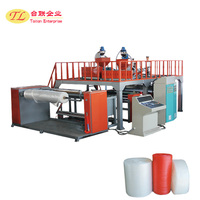 2017 TL New Type High speed air bubble film making machine manufacturer